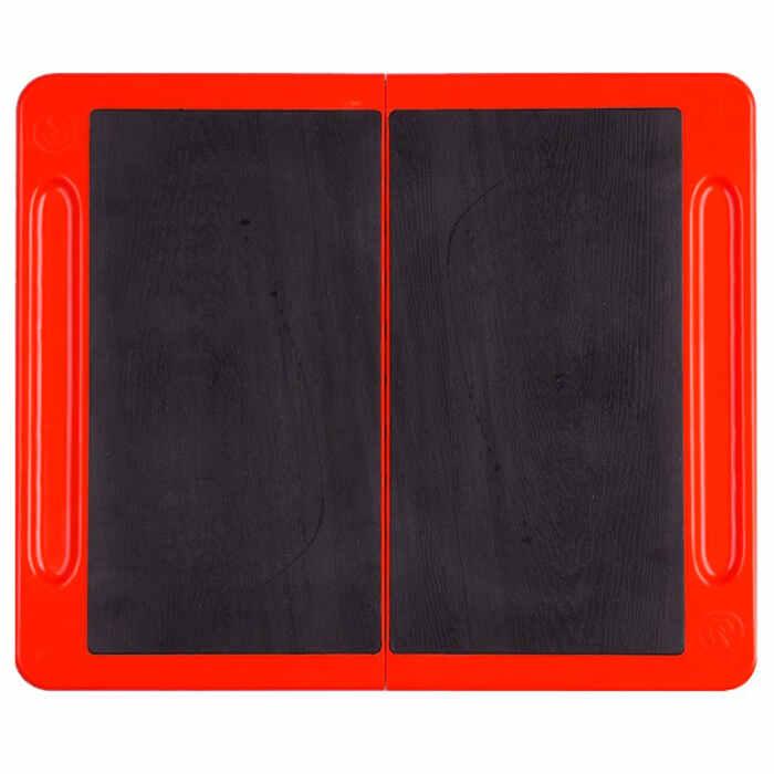 Matsuru Professionele Breekplank Zwaar (Rood)-0