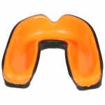 Wacoku Gel Mouthguard Black / Orange Adult – jokasport.nl