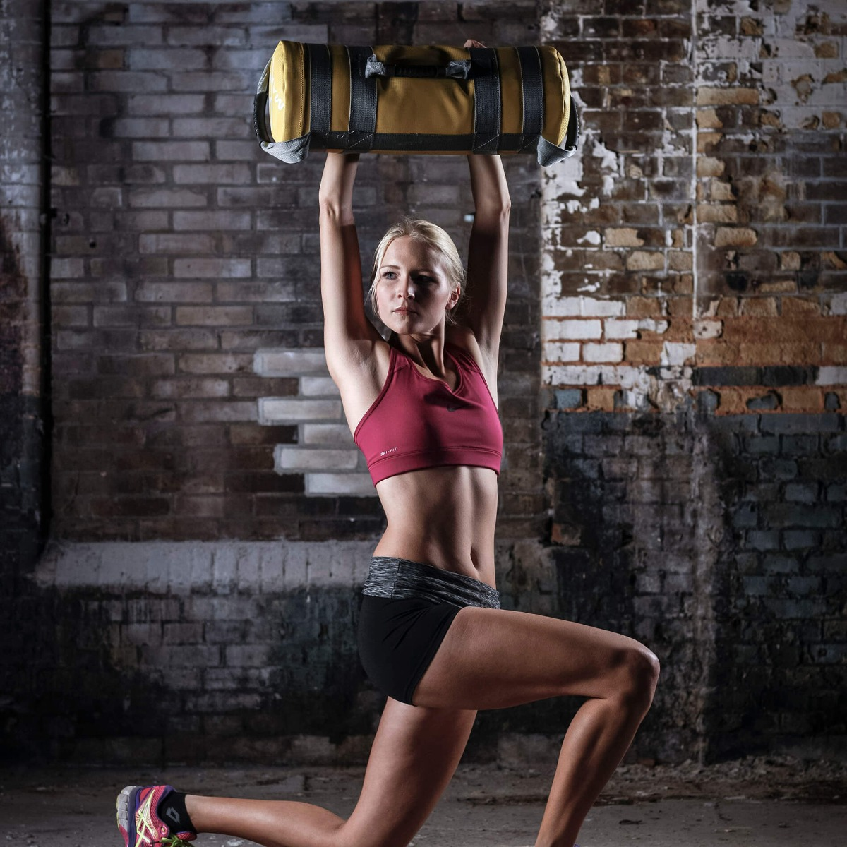 Tunturi Weightbag – Gewichtszak – Power Bag – 20 kilo-531509