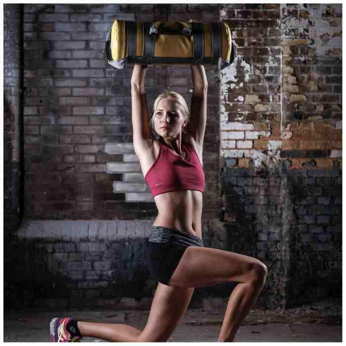 Tunturi Weightbag - Gewichtszak - Power Bag - 25 kilo-531518