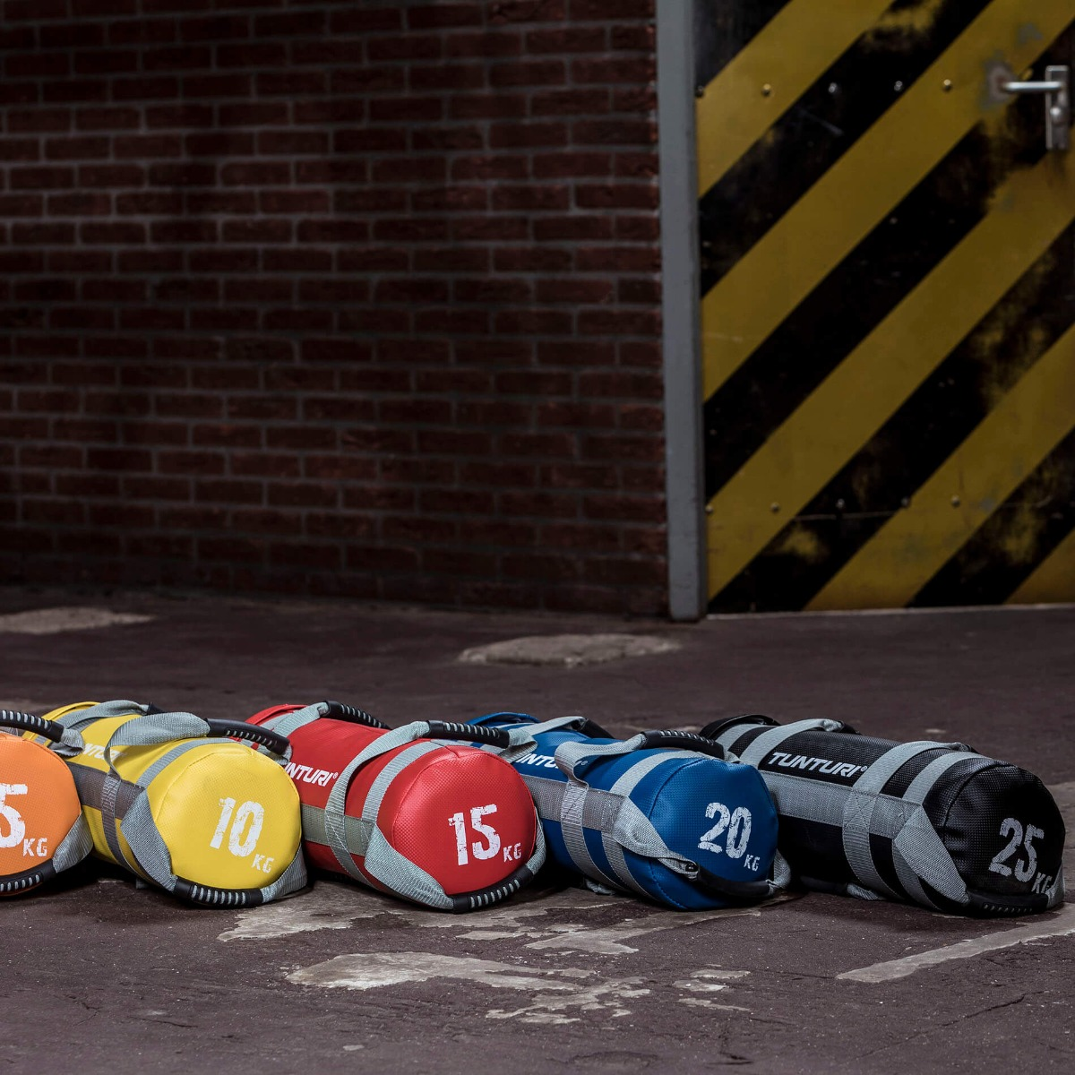 Tunturi Weightbag – Gewichtszak – Power Bag – 20 kilo-531510