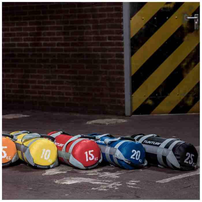 Tunturi Weightbag - Gewichtszak - Power Bag - 25 kilo-531519