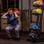 Tunturi Weightbag – Gewichtszak – Power Bag – 25 kilo-531520