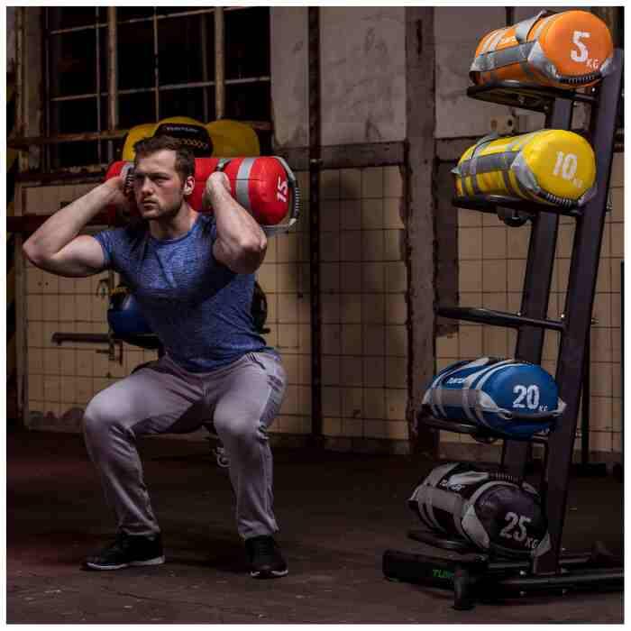 Tunturi Weightbag - Gewichtszak - Power Bag - 25 kilo-531520
