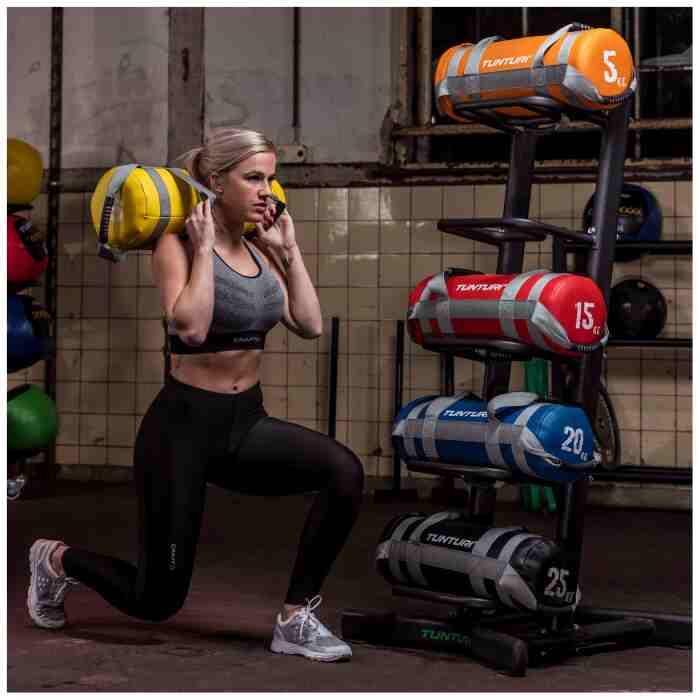Tunturi Weightbag - Gewichtszak - Power Bag - 25 kilo-531522
