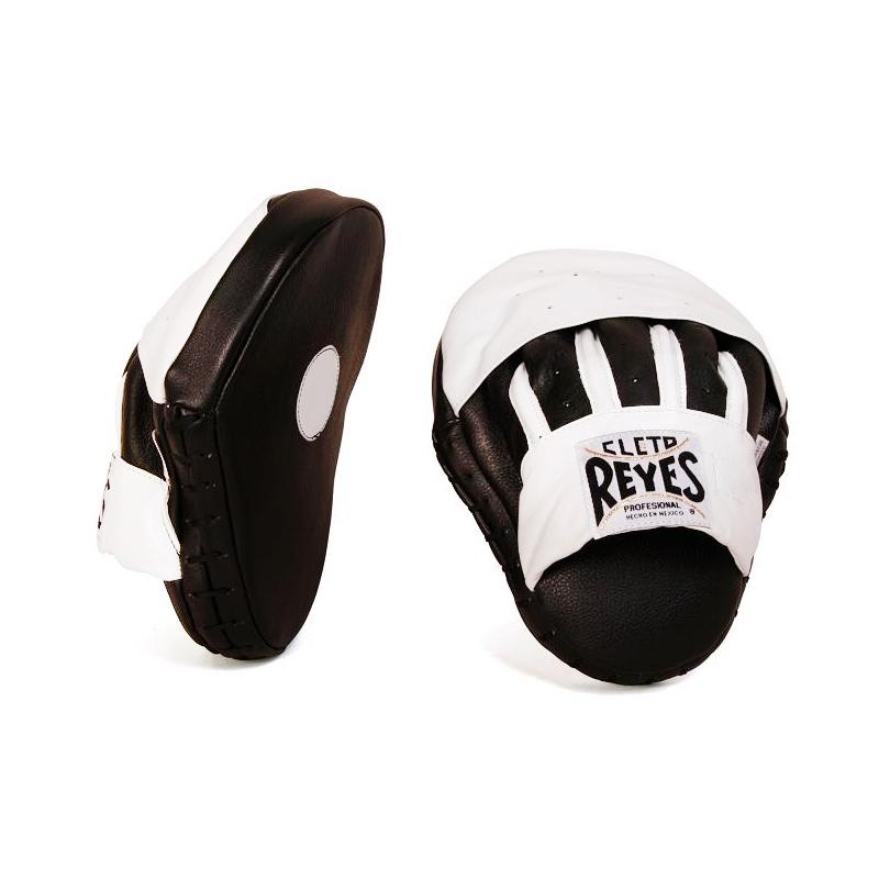 CLETO REYES PROFESSIONAL PUNCHING PADS-BLACK WHITE-ONE SIZE - jokasport.nl