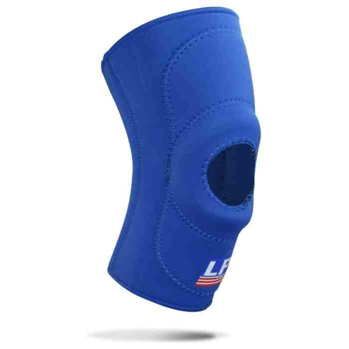 LP Support Standard Knee Support (Open Patella) - jokasport.nl
