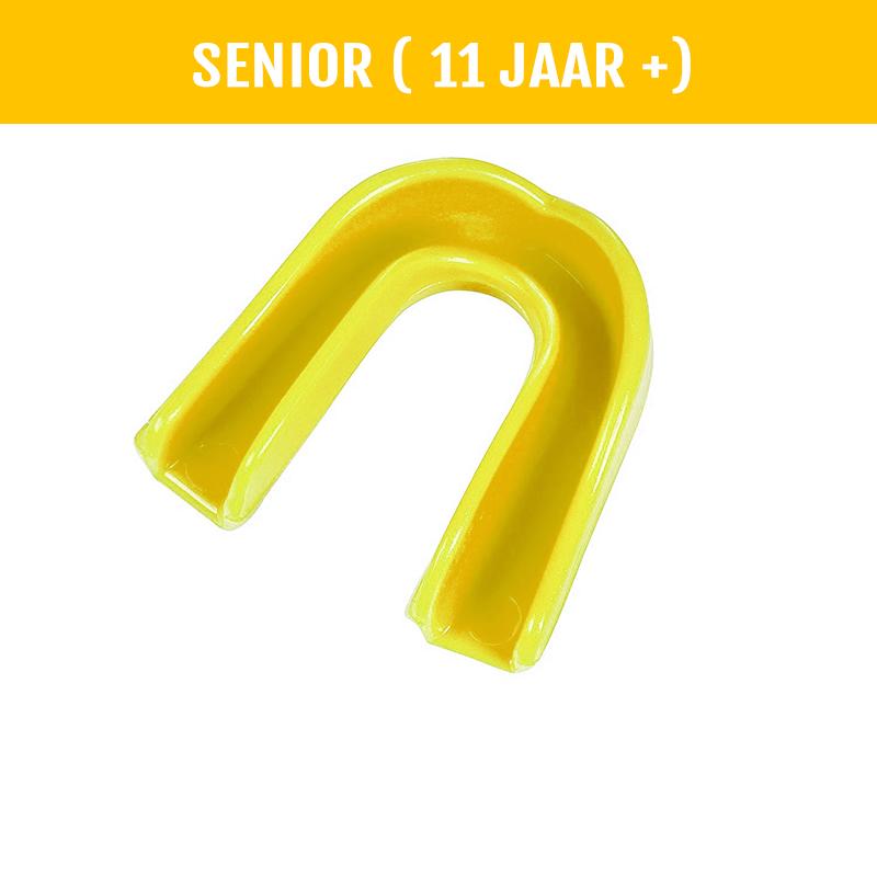 Gebitsbeschermer geel senior