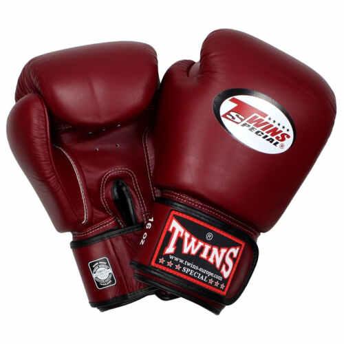 Twins BGVL-3 Boxing Gloves wine red - jokasport.nl