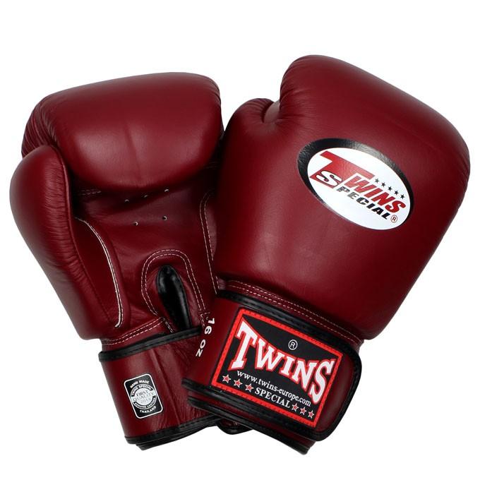 Twins BGVL-3 Boxing Gloves wine red – jokasport.nl