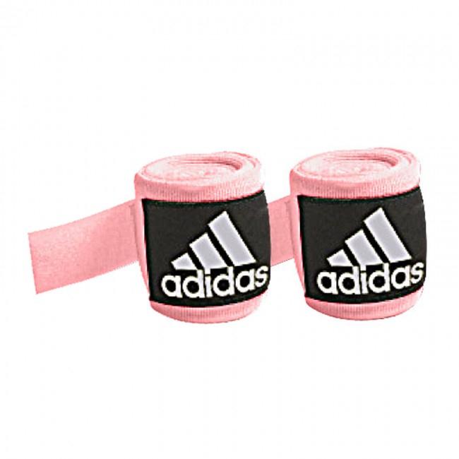 Adidas Bandage Senior 450cm-roze - jokasport.nl