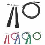 Tunturi Adjustable Steel Jump Rope – jokasport.nl