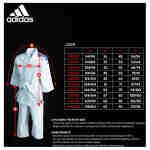 adidas Judopak J200 Evolution Wit/Roze – jokasport.nl