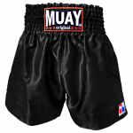 Muay Short All Black – jokasport.nl