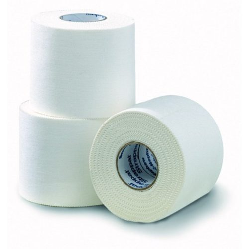 Latexvrije Sporttape 2,5cm breed (10mtr)