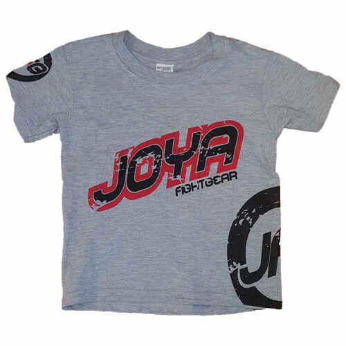Joya Kinder T-Shirt (3-4 jaar) Grijs - jokasport.nl