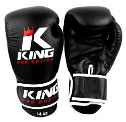King Bokshandschoenen KPB/BG 3 zwart