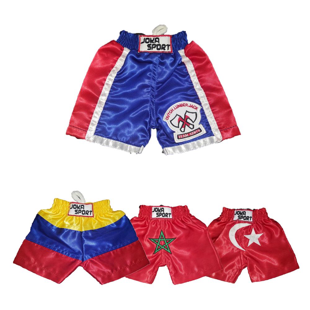 Mini Thai Shorts Diverse Landen - jokasport.nl
