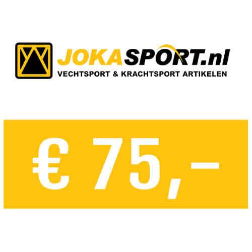 Cadeaubon € 75,00