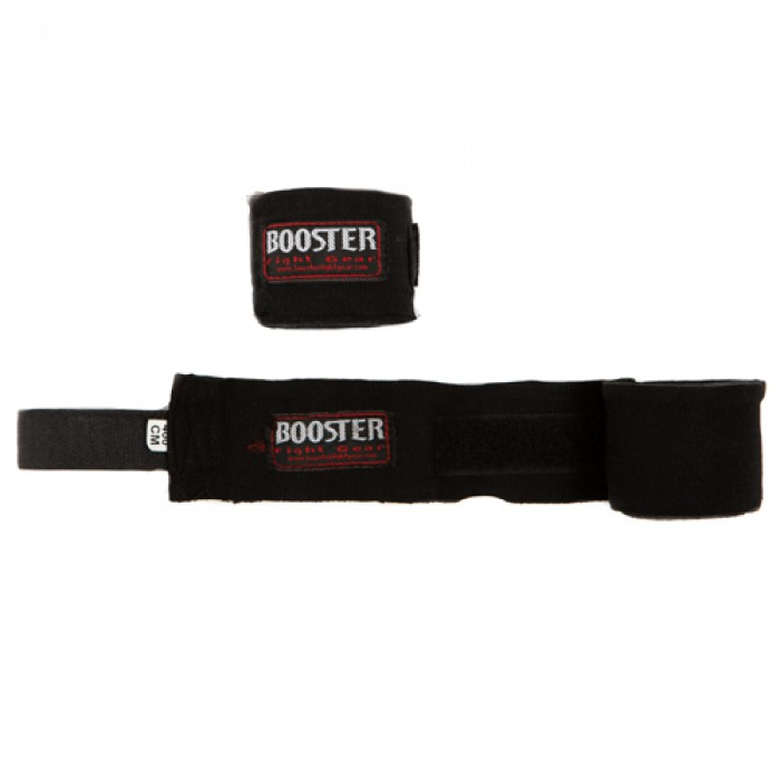 Booster Bandage Junior Zwart 250cm - jokasport.nl