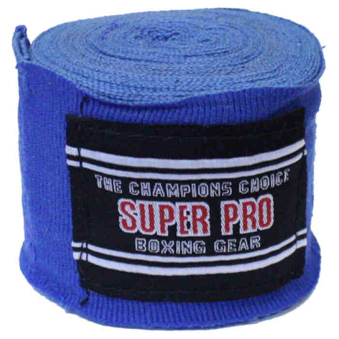 Super Pro Nylon Rigid Hand Wraps sp-2342 - jokasport.nl