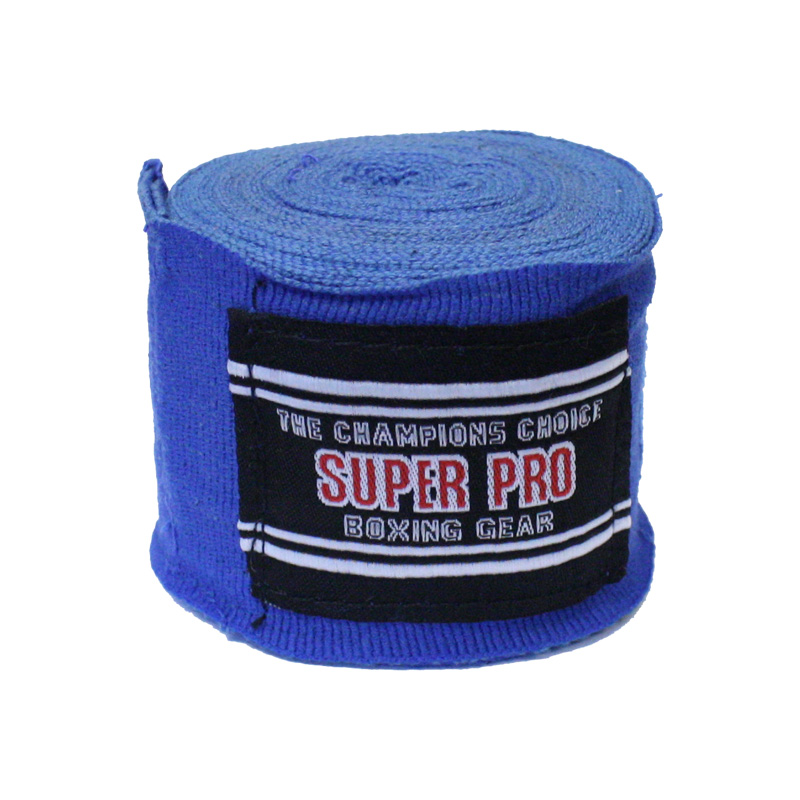 Super Pro Nylon Rigid Hand Wraps sp-2342 - jokasport.nl
