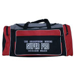 Super Pro Sports Bag Black / Red