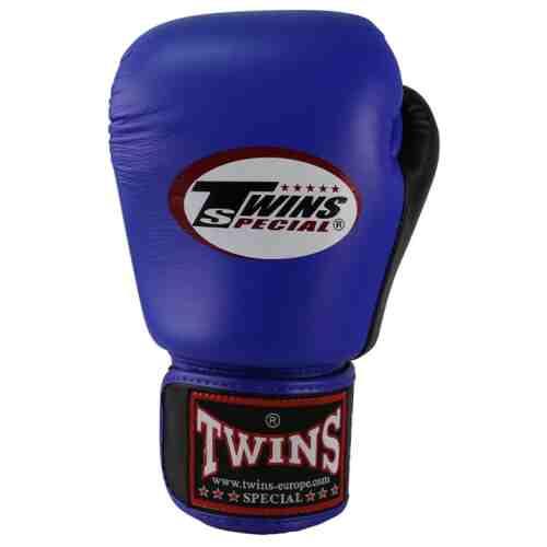 Twins BGVL-3 Boxing Gloves Blue Black