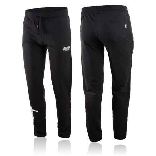 Boxeur des Rues Long Straight Pants Black - jokasport.nl
