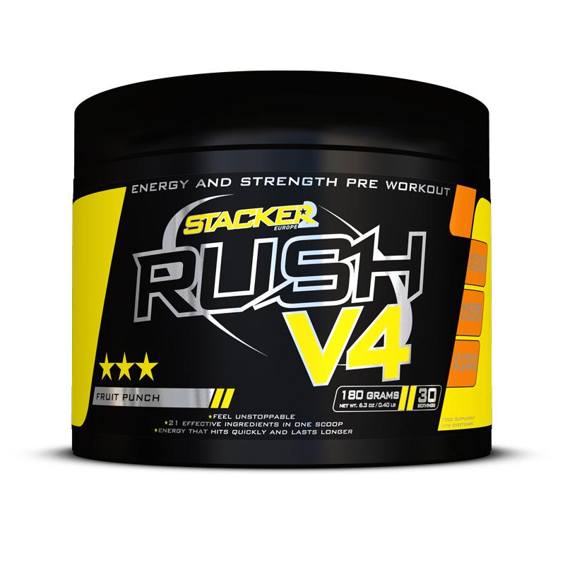 Stacker 2 Rush V4 30 servings - jokasport.nl