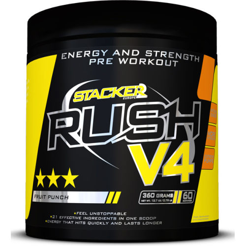 Stacker 2 Rush V4 60 servings - jokasport.nl
