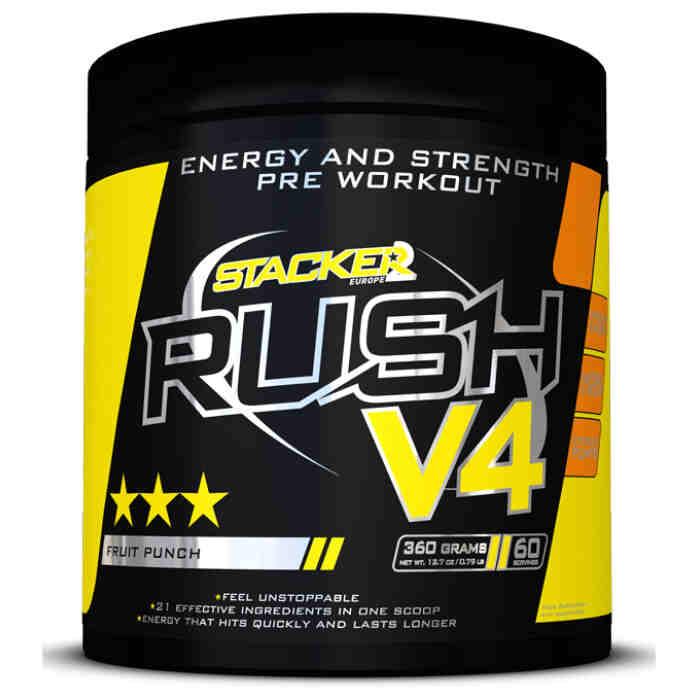 Stacker 2 Rush V4 60 servings - jokasport.nl