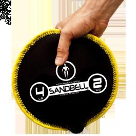 Hyperwear Sandbell 2 kg / 4 lb