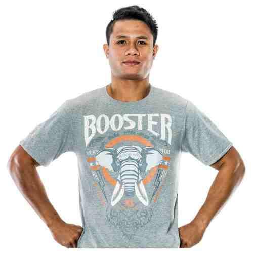Booster Elephant Tee Grey - jokasport.nl