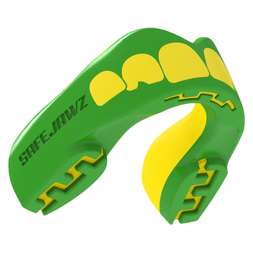 SAFEJAWZ® Ogre Mouthguard with case