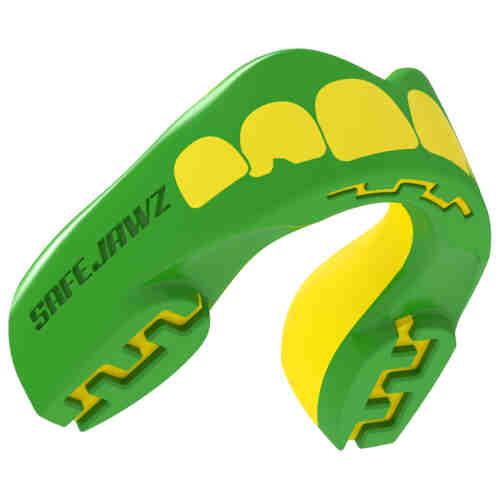 SAFEJAWZ® Ogre Mouthguard with case