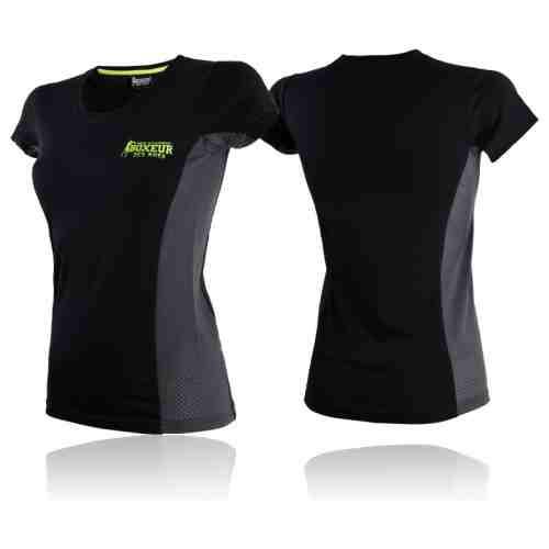 Boxeur des Rues T-Shirt with Contrast met Mesh Sides - jokasport.nl