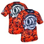 Joya T-Shirt Camo Red (3005-Red-camo) – jokasport.nl