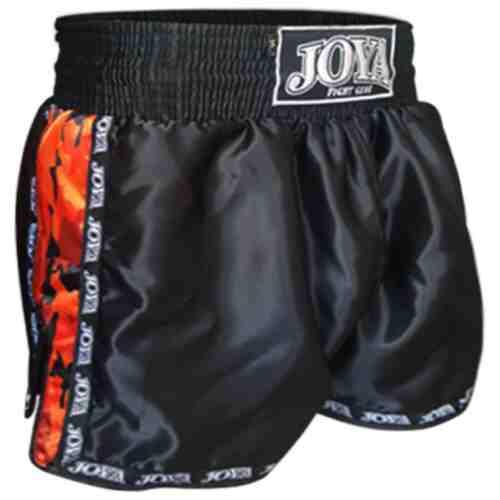 """Joya Kickboxing Short """"Camo Red - jokasport.nl"""