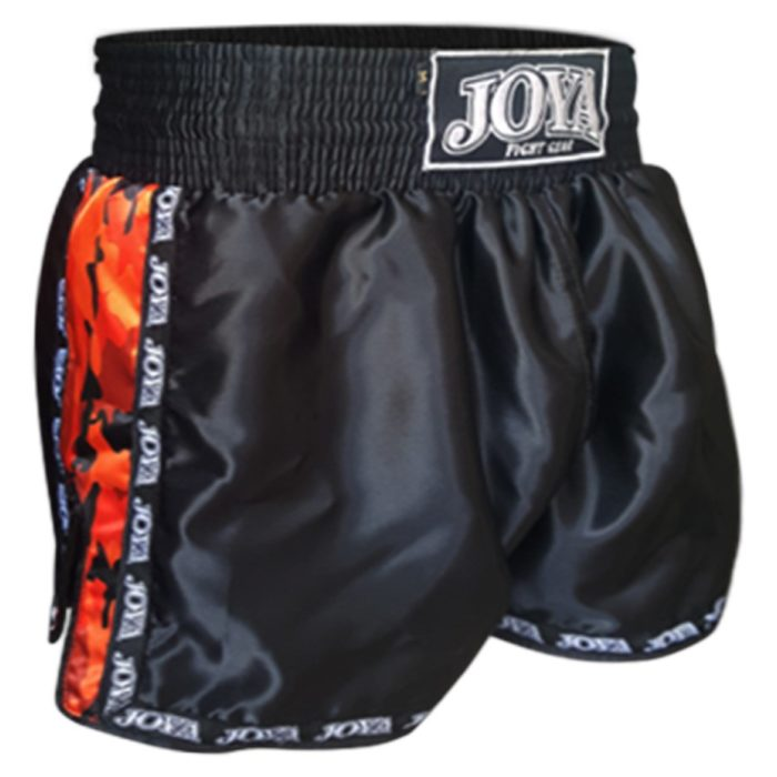 "Joya Kickboxing Short ""Camo Red - jokasport.nl"