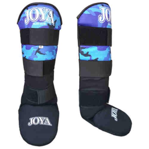 """Joya """"Velcro Camo Blue"""" Curved Scheenbeschermer"""