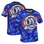 Joya T-Shirt Camo Blue (3005-Blue-camo) – jokasport.nl