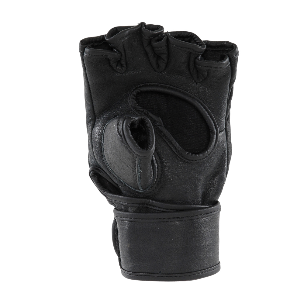 "Joya ""Fight Fast"" Leather MMA Grip Black-541527"