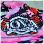 Joya T-Shirt Camo Pink-541504