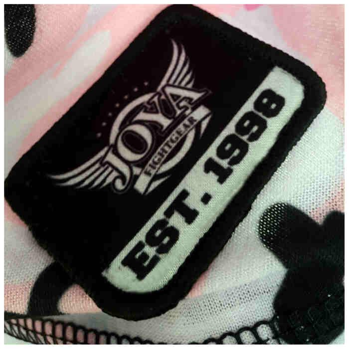 Joya T-Shirt Camo Pink-541505