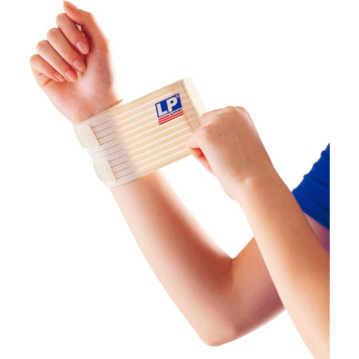LP Suppport Wrist Wrap Simple (633)