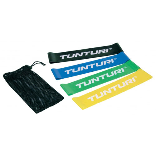 Tunturi Mini Resistance Band Set (14TUSYO016) - jokasport.nl