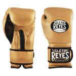 Cleto Reyes Velcro Tiger Solid Gold – jokasport.nl