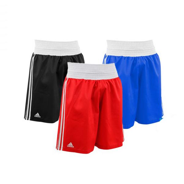 Adidas Slim Fit Lightweight Boxing Short