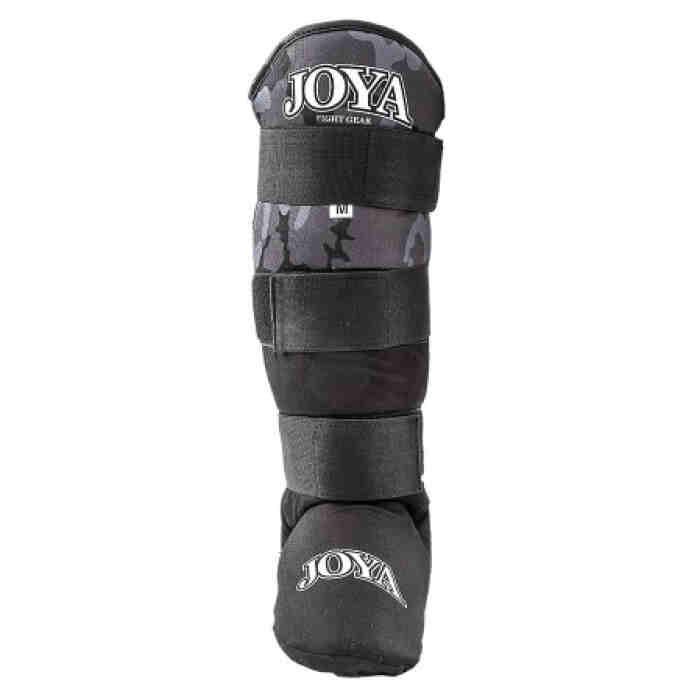 Joya Velcro Camo Black Curved Scheenbeschermer - jokasport.nl